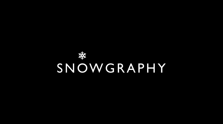 snowgraphy